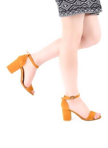 Muggo Ayakkabı Hardal